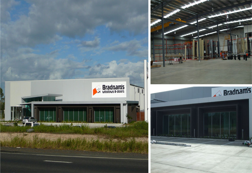 Bradnams Warehouse Boondall