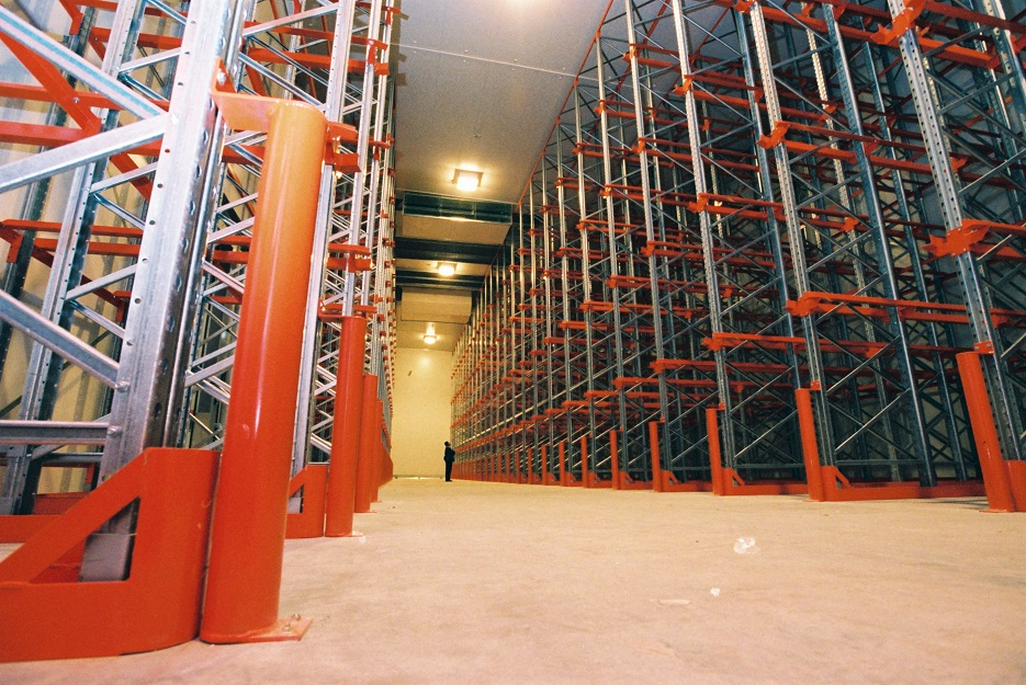Drive in pallet racking Brisbane