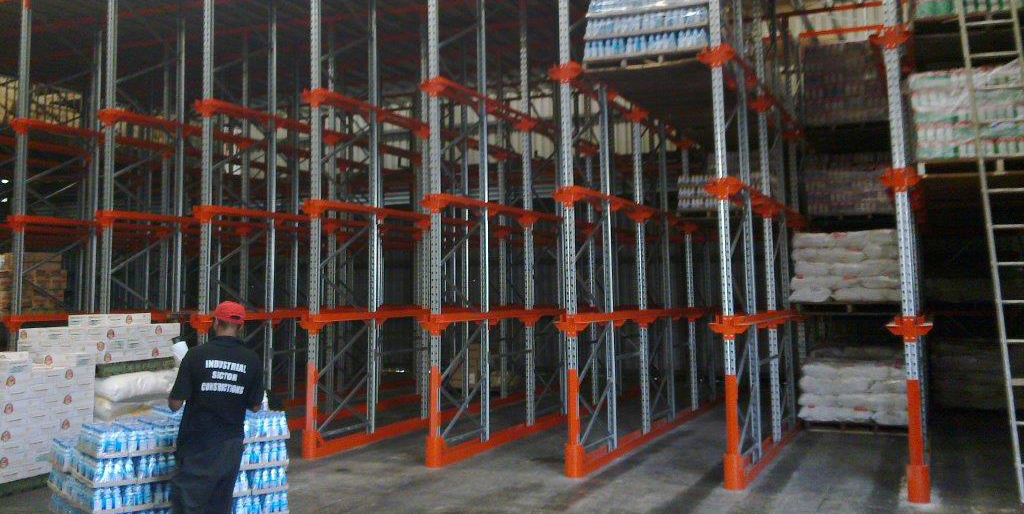 Drive in Racking Cairns