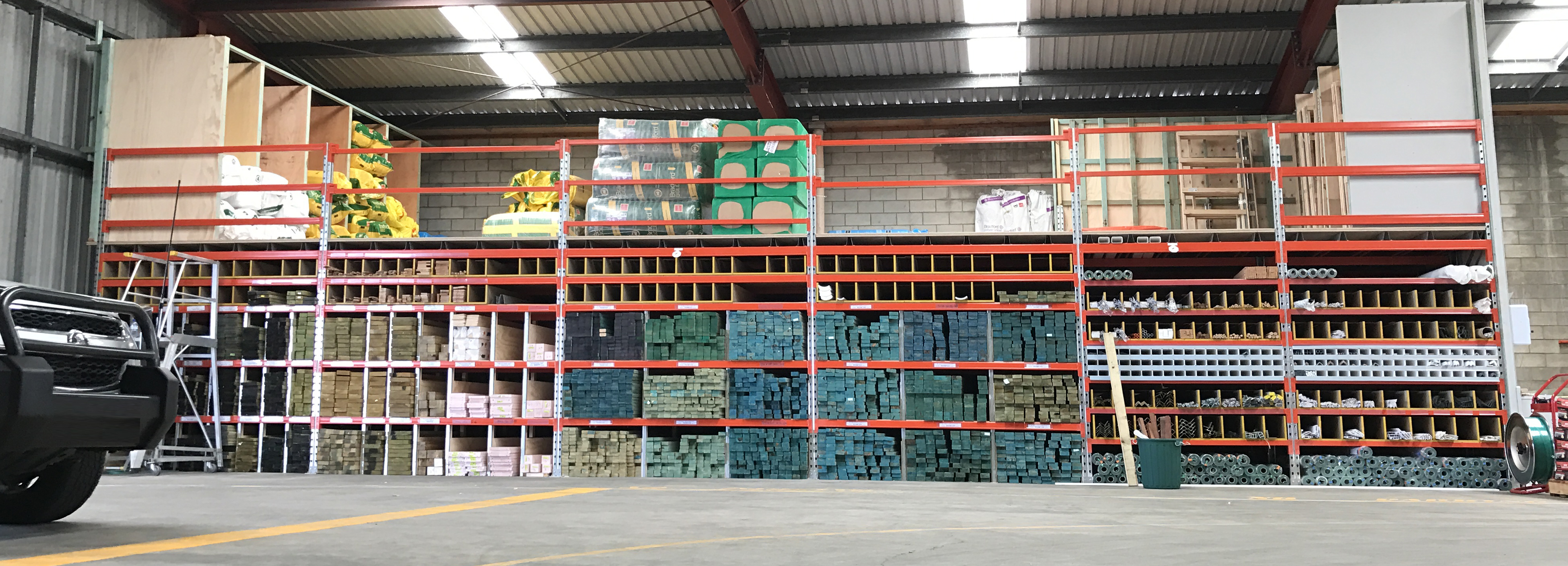 Mitre 10 Warehouse Case Study Macrack Pallet Racking