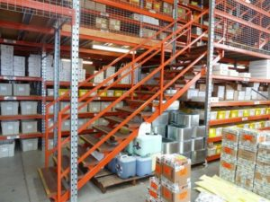 warehouse mezzanine Brisbane