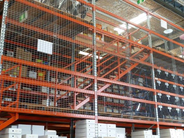 Warehouse Mezzanine Floor Caloundra