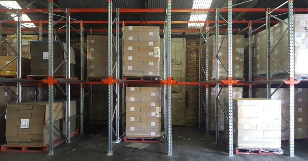 Drive In Pallet Racking Sunshine Coast