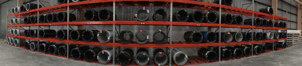 Steel Coil Storage Northgate