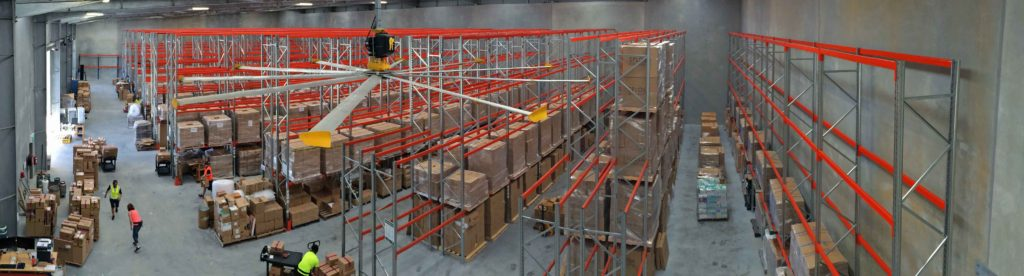 Warehouse Racking VIC
