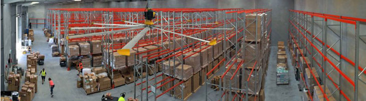 Warehouse Storage System Brisbane