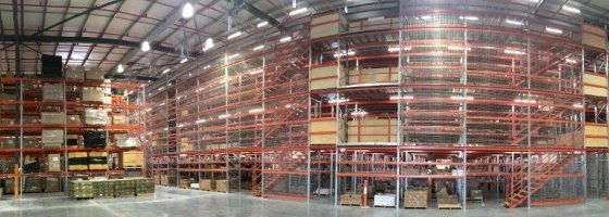 Mezzanine Floor Brisbane Airport