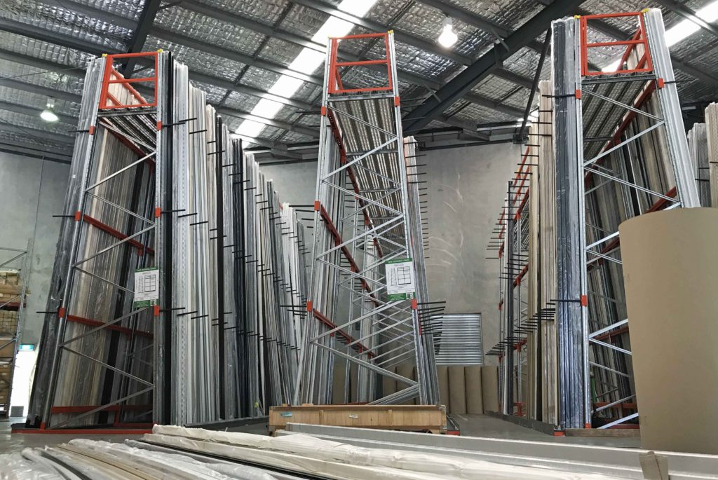 Extrusion Racks QLD