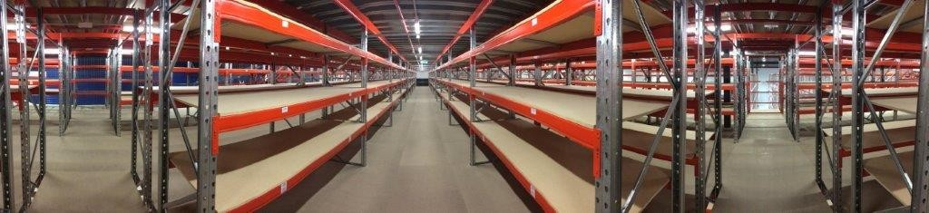 Warehouse Shelving Brisbane