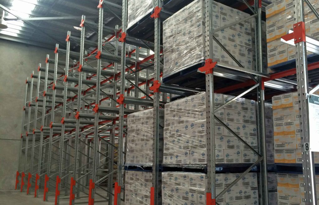 LIFO Racking Brisbane
