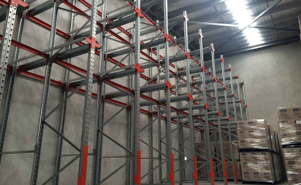 LIFO Racking NSW