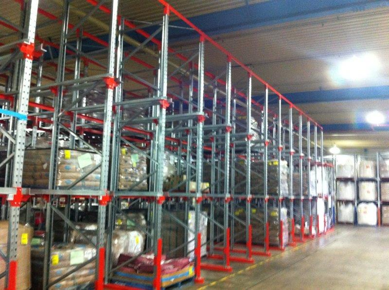 Food Area Racking