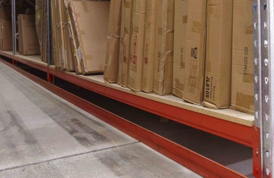 pallet racking protection