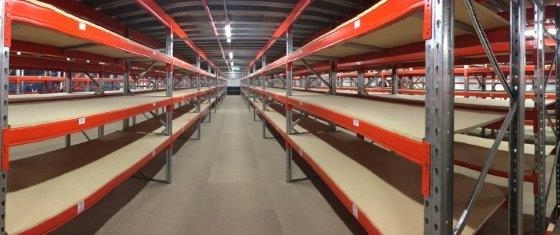 Commercial Shelving Brisbane