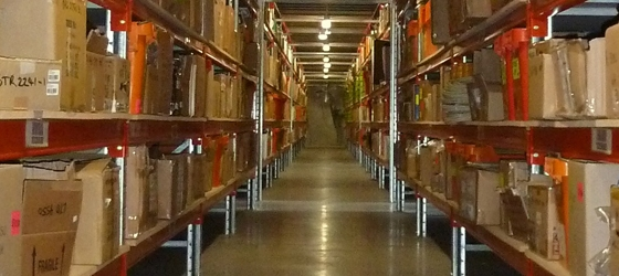 Industrial Racking Brisbane