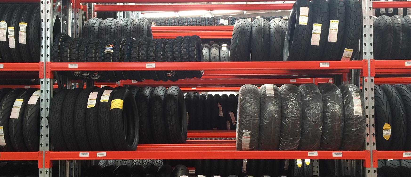 Tyre Racking NSW