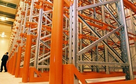 Pallet Racking Protection & Guards