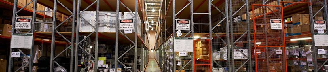 warehouse racking hervey bay