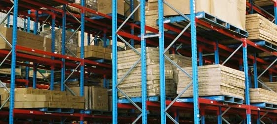 Warehouse Pallet racking Brisbane