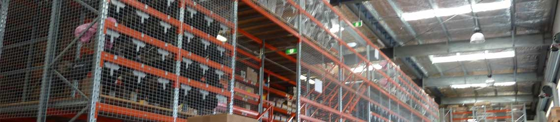 Multi-Tier Raised Storage Area Brisbane Australia