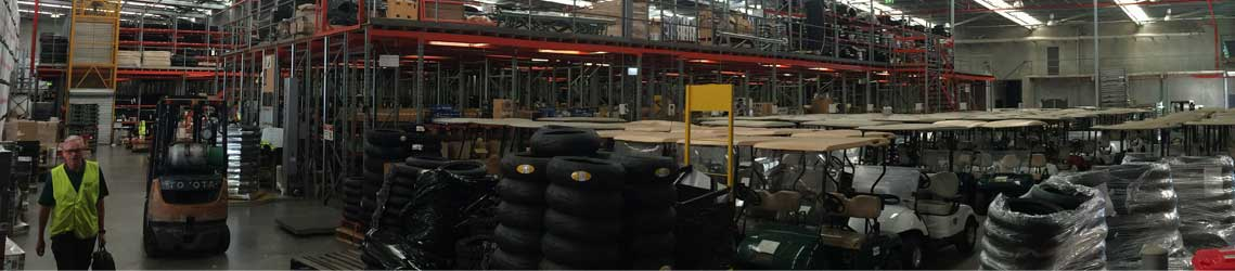 Multi-Tier Warehouse Mezzanine Floor Brisbane Australia
