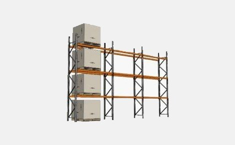 Steel Coil Storage & Drum Racking