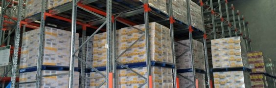 Double Deep Pallet Racking Brisbane