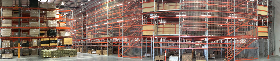 quick guide to types of warehouse racking