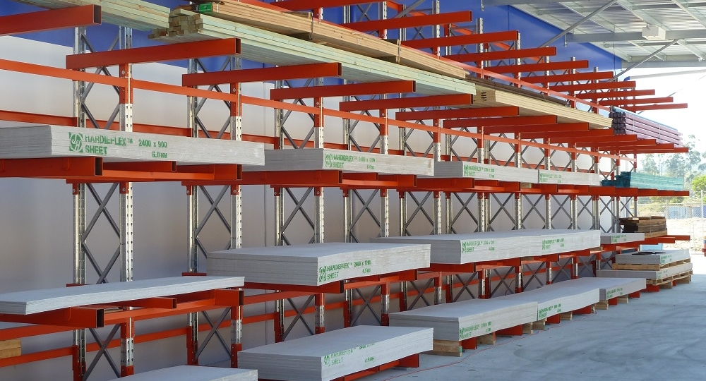 Cantilever Racking Cairns