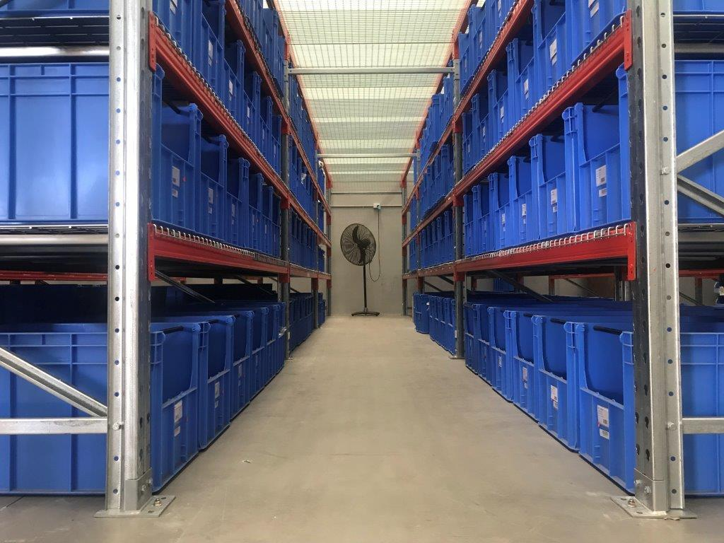 heavy duty shelving brisbane