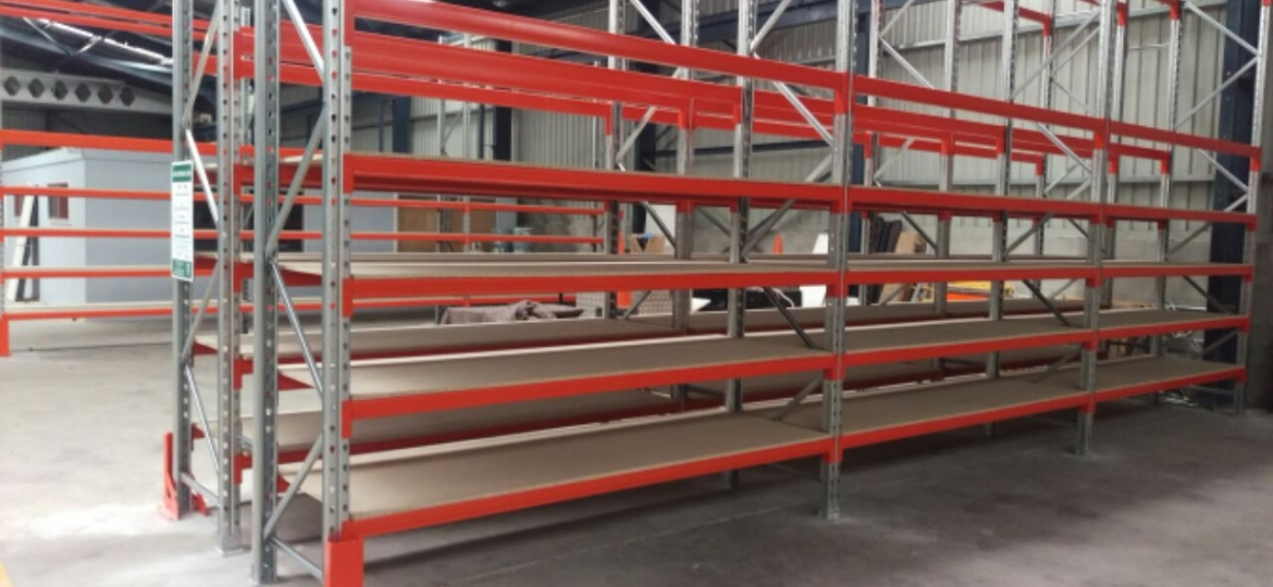 industrial shelving campbelltown