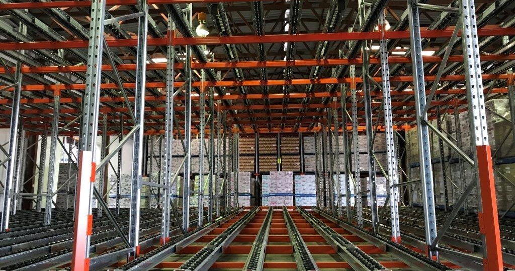 pallet racking central coast