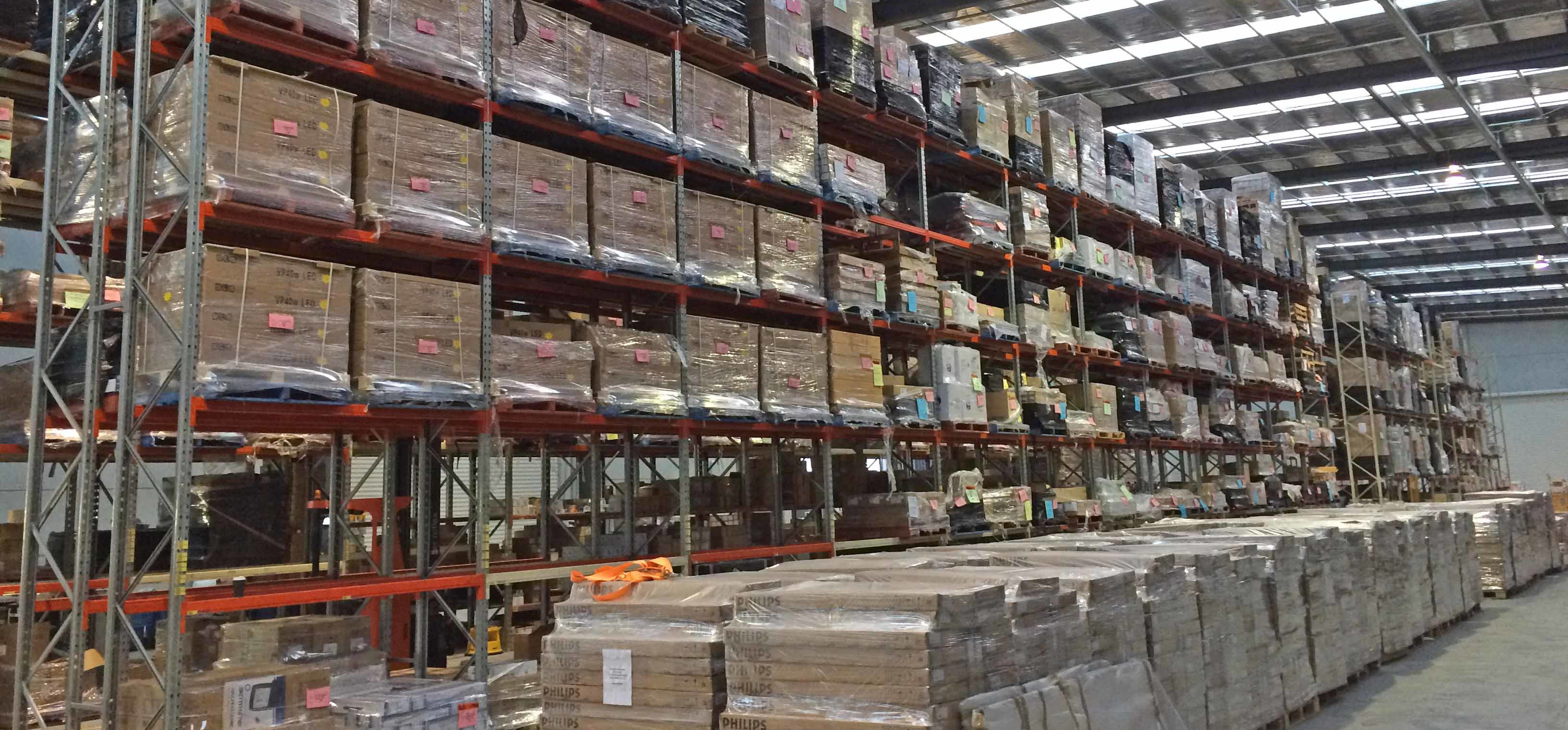 industrial racking sydney