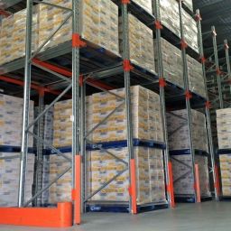 how to store more pallets in a warehouse