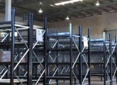 Longspan & Heavy Duty Shelving