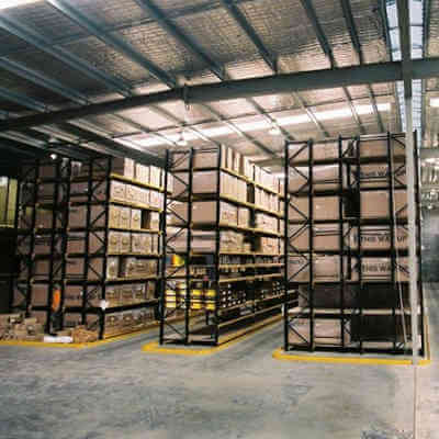 Narrow Aisle Racking Brisbane