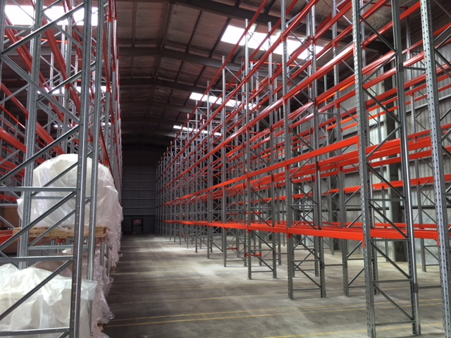 pallet racking port moresby