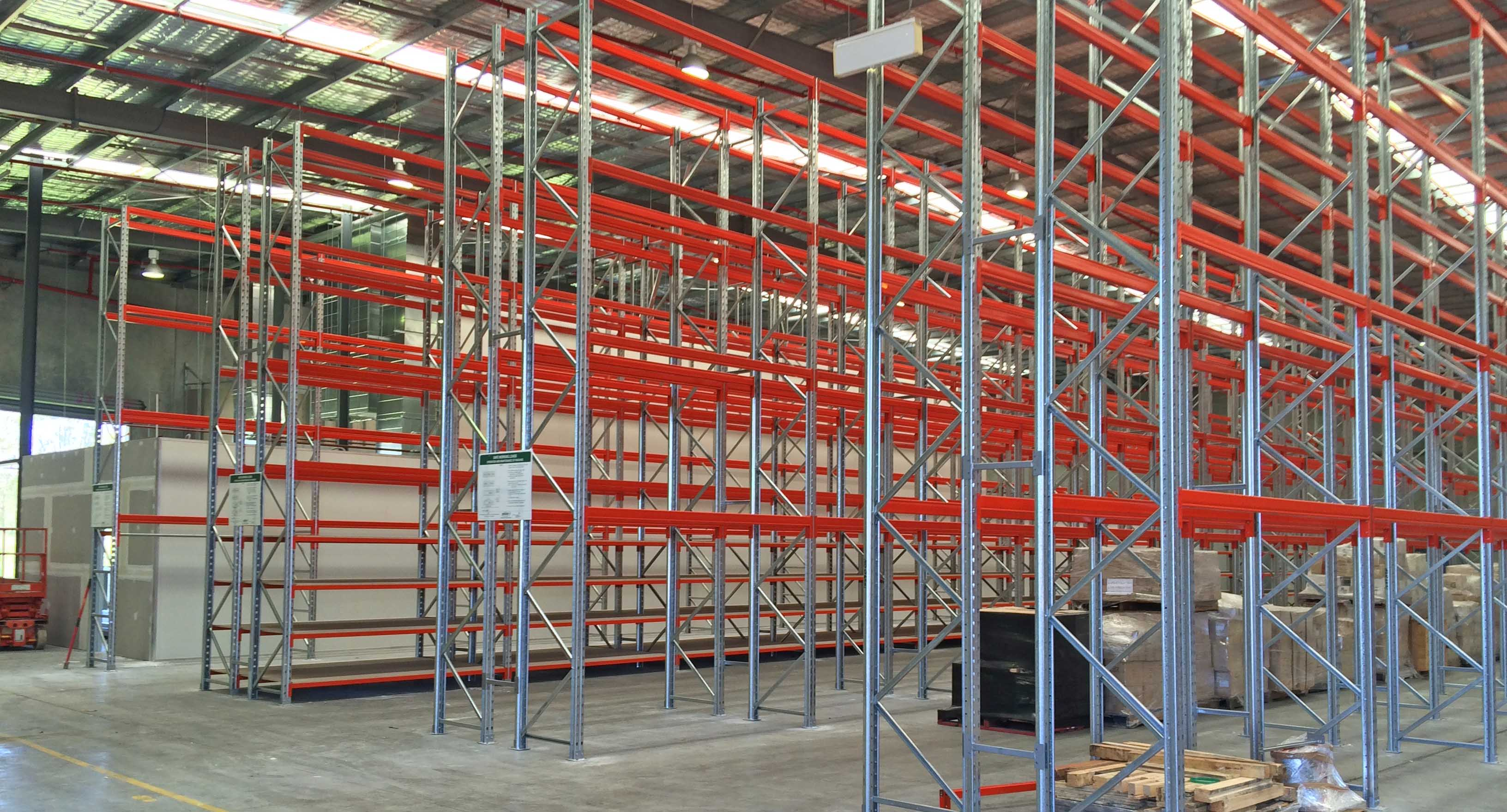 Selective Pallet Racking Townsville