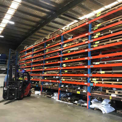 Sheet Racking Brisbane