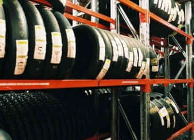 Tyre Racking & Storage