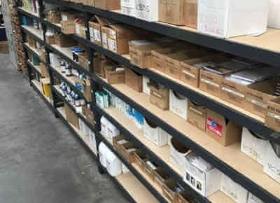 Warehouse Shelving & Storage Solutions