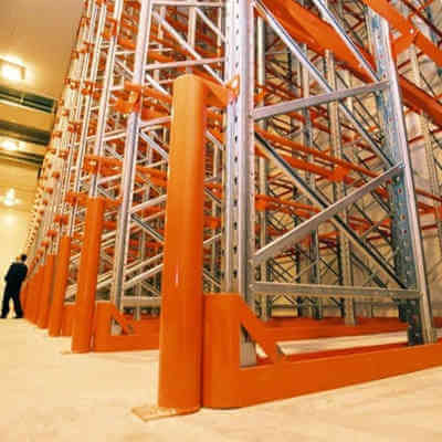 Pallet Racking Protection Brisbane QLD Australia