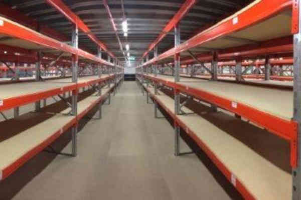 what is industrial racking