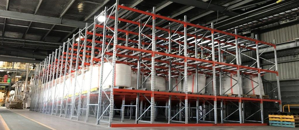 Pallet Flow Racking Brisbane